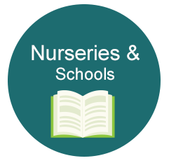 Nurseries and Schools